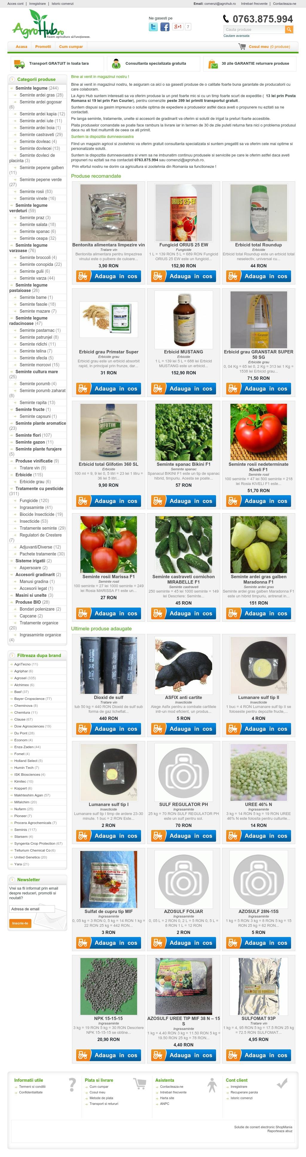Agro Hub