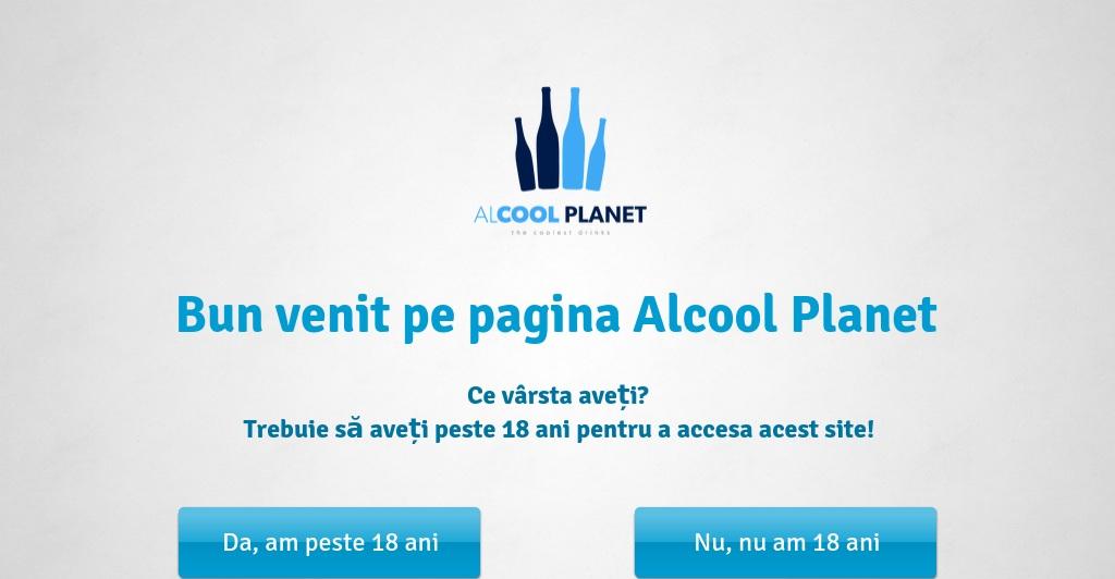 Alcool Planet