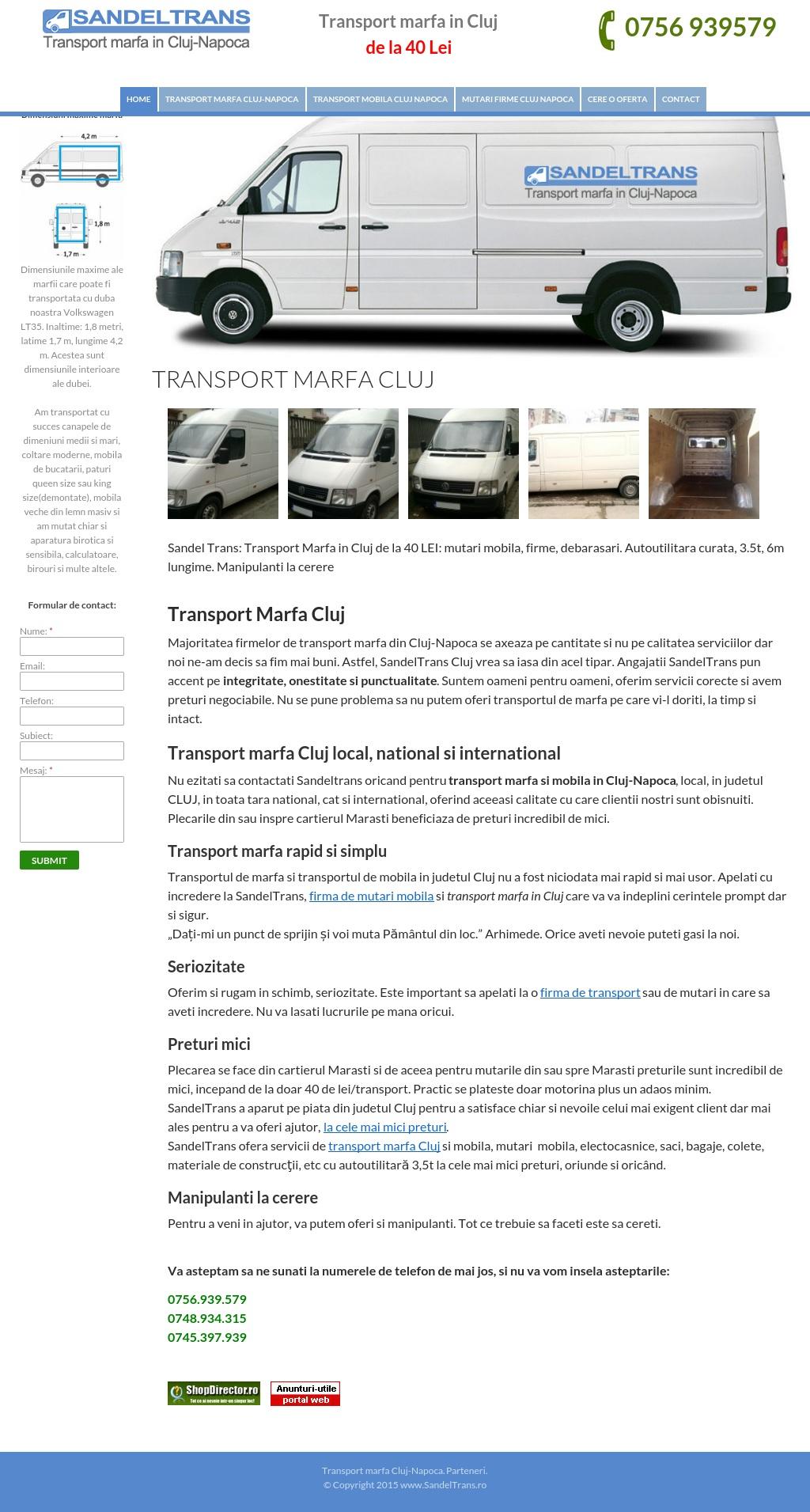 SandelTrans