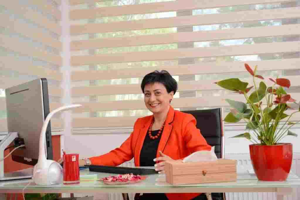 Psiholog Nicoleta Iordache