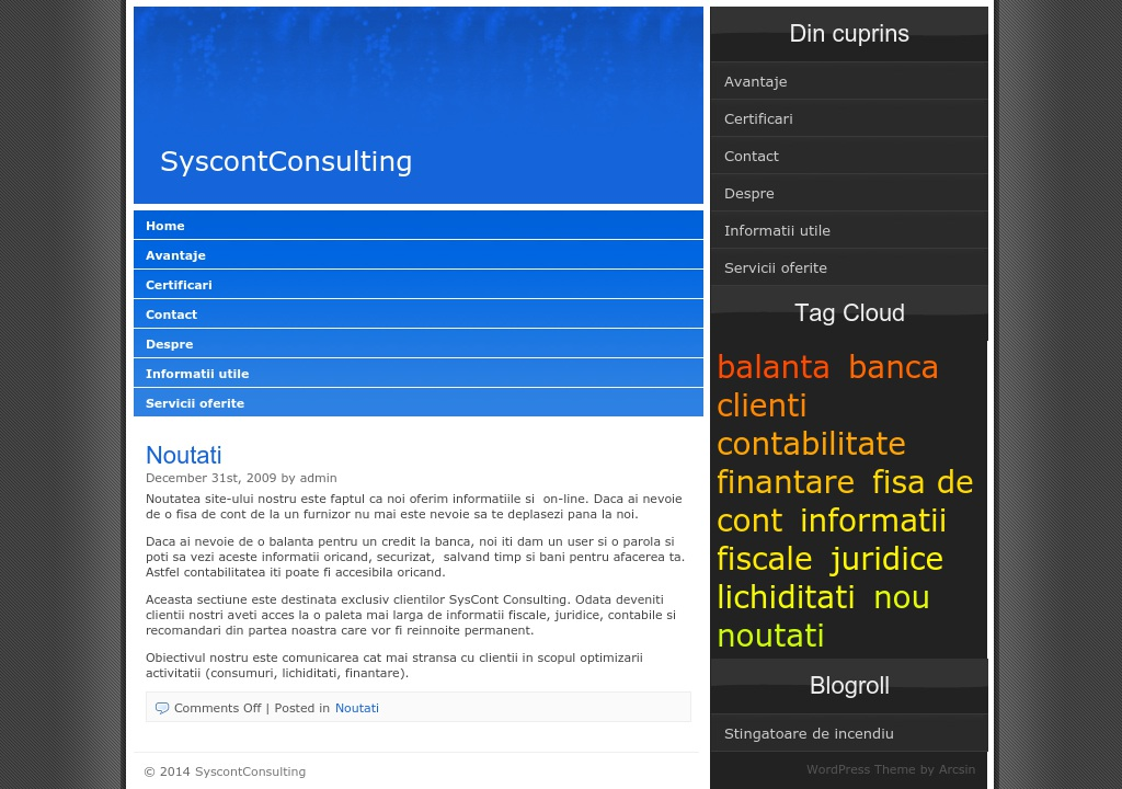 Syscont Consulting