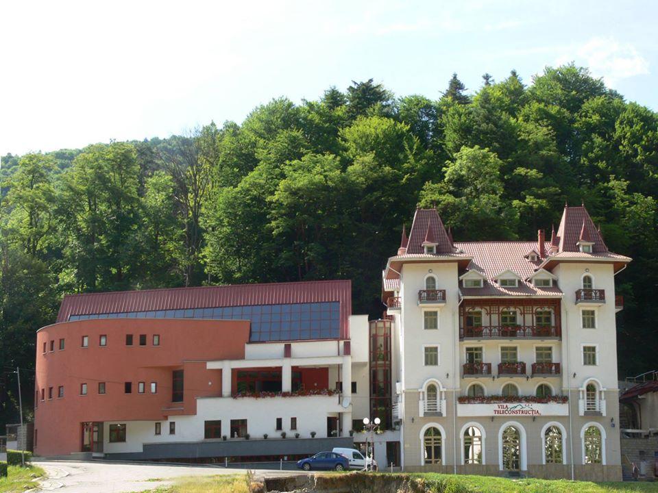 Hotel Teleconstructia