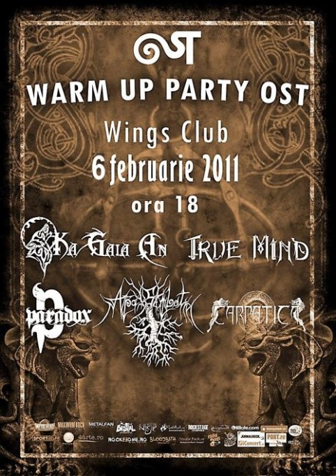 Warm Up Party - OST Mountain Fest 2011