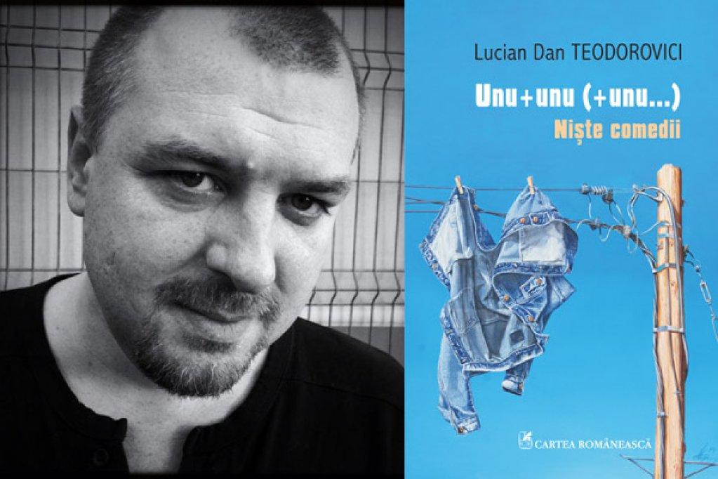Lucian Dan Teodorovici la Suceava si Radauti: spectacol-lectura si lansare de carte