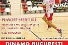 Dinamo Bucuresti - AHC Dunarea Calarasi - Play Off