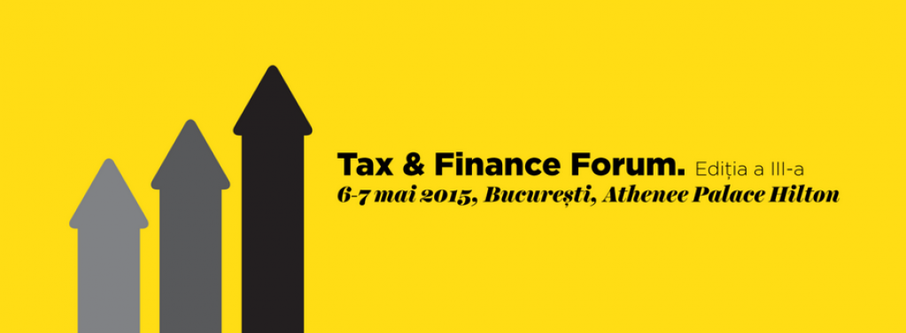 Tax & Finace Forum editia a II-a