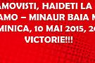 Dinamo Bucuresti - Minaur Baia Mare