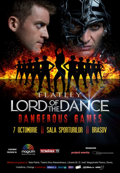 Lord of the Dance la Brasov