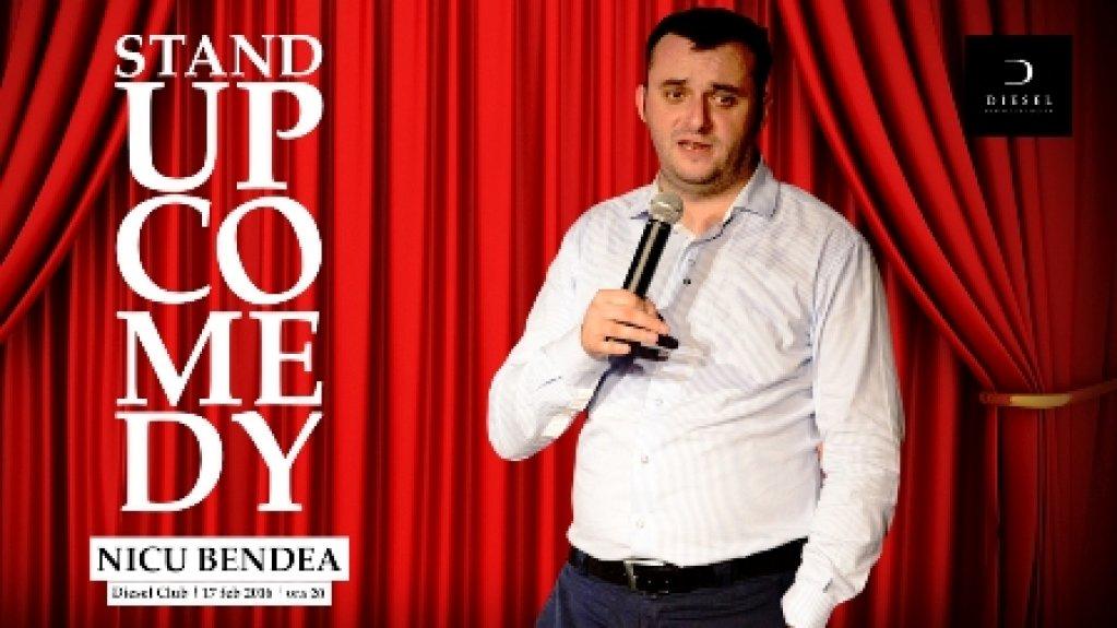 Stand-Up Comedy la Diesel Club