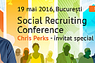 Social Recruiting Conference, 19 mai 2016