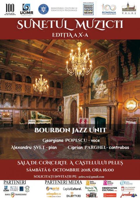 Sunetul muzicii de la Castelul Peles