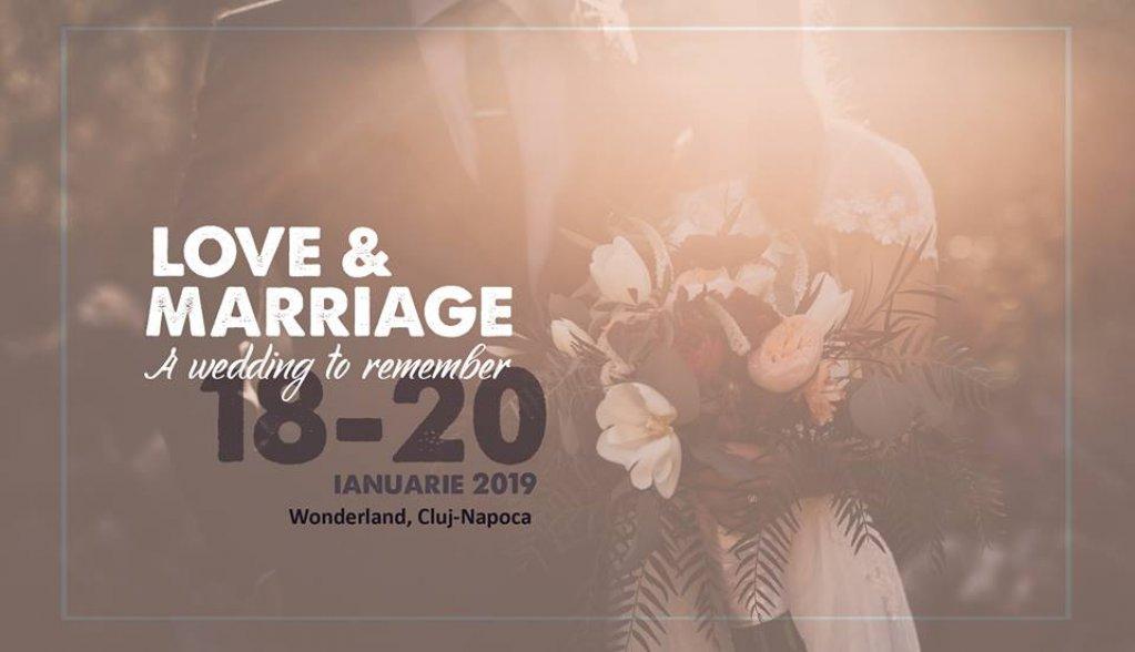 Love and Marriage - Targ de Nunti