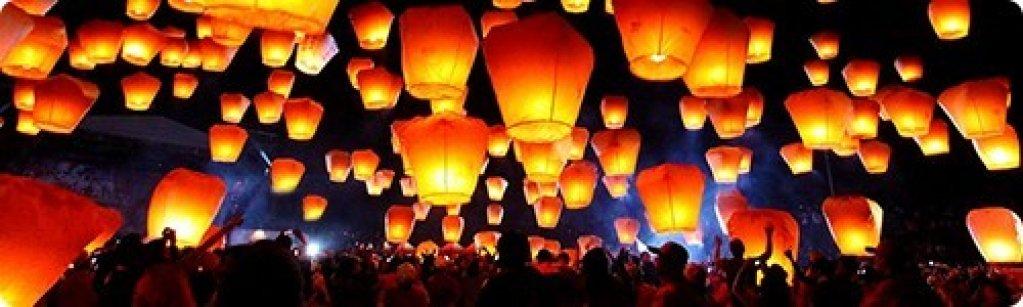 Lampioane decorative de la GlowMania - Foloseste-ti creativitatea!