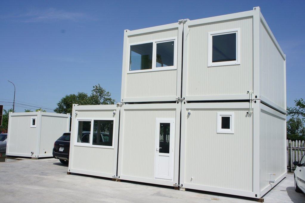 Productie si vanzari containere modulare