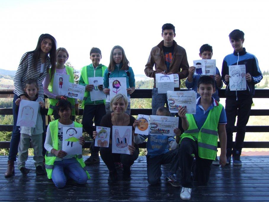 Exploring Culture sustine eminenta si copii talentati