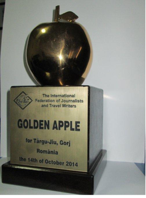 Golden Apple 2014 pentru o destinatie unica!
