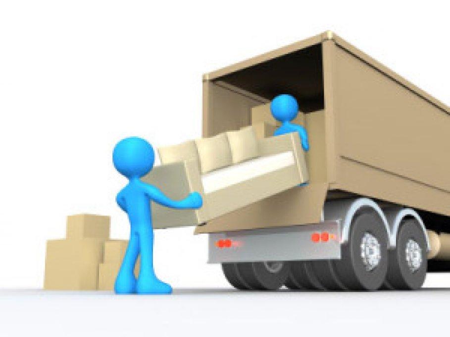 Sfaturi pentru relocǎri - cu şi despre timp eficient de a muta întreaga casă
