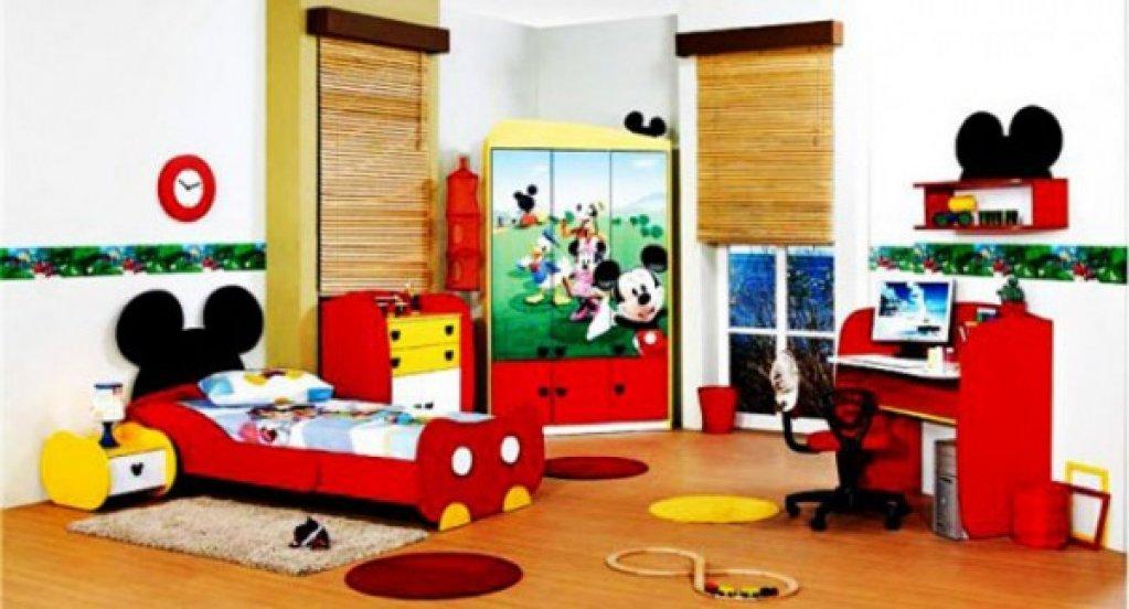 Paturile pentru copii: de la joaca la somn