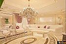 Design interior clasic de lux pentru case realizat in Pitesti