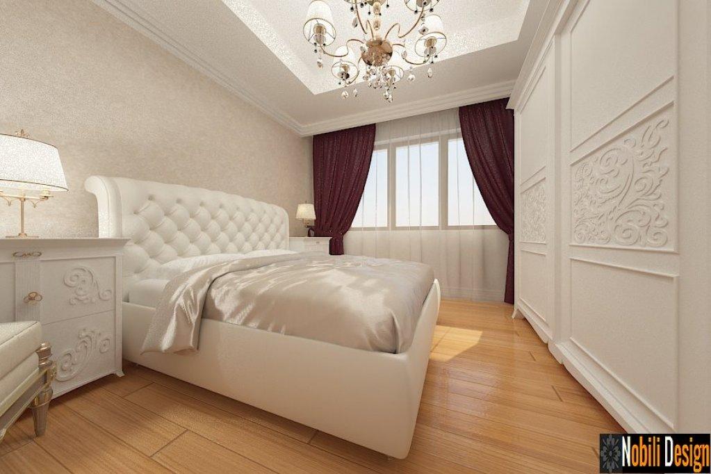 Design de interior pentru case si vile in stil clasic de lux