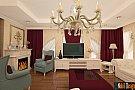 Proiecte pentru design interior la case clasice realizate cu mobila italiana