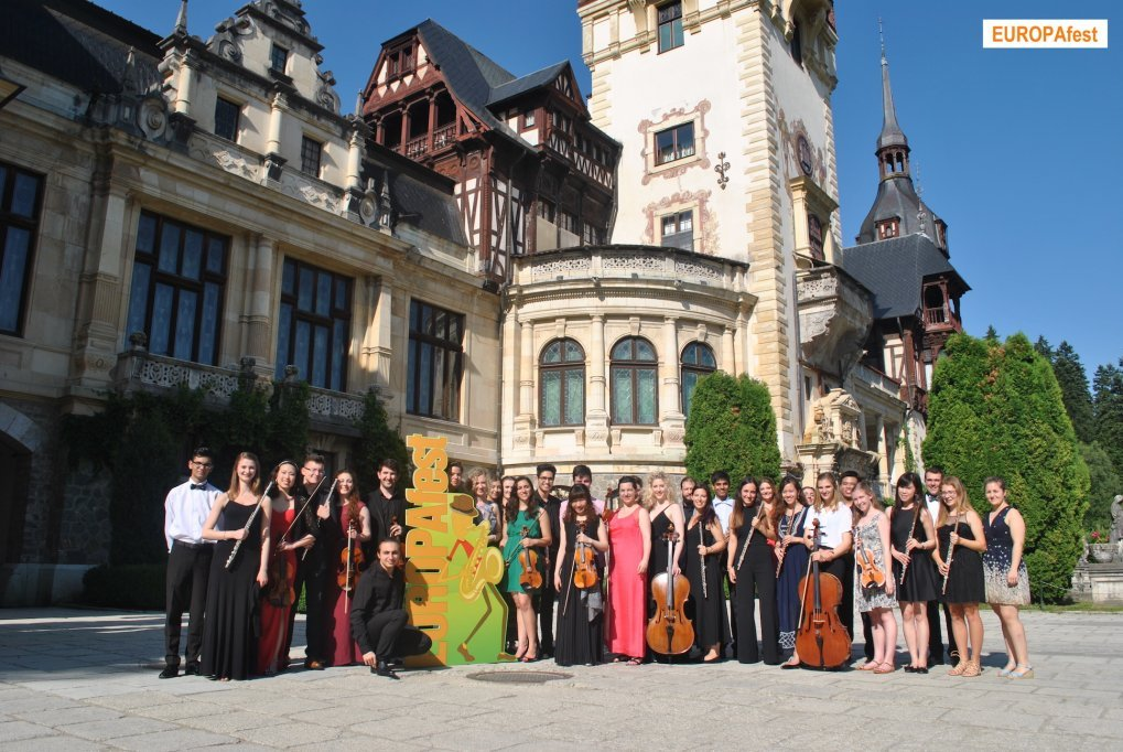 Artistii EUROPAfest in 2 concerte de exceptie la Sinaia