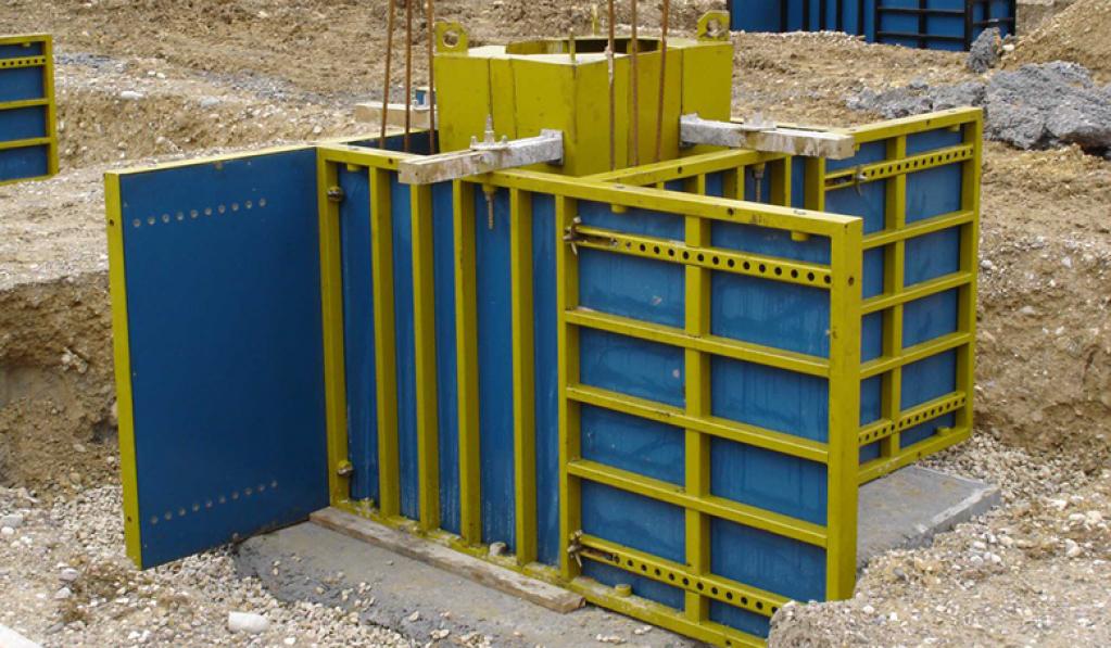 Echipamente necesare pentru constructii sub forma de cofraje metalice de calitate - Garantate de compania LUC INVEST