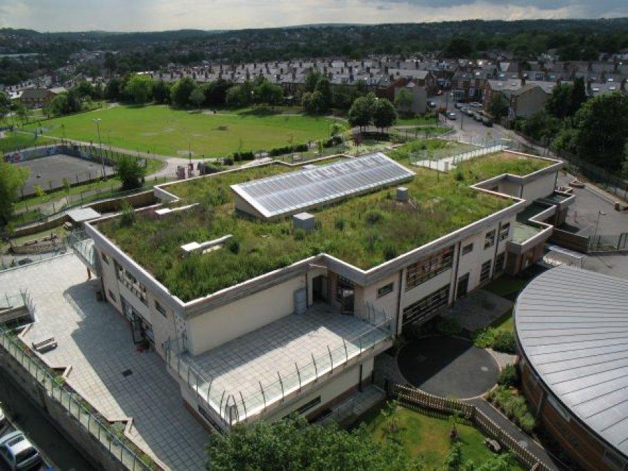 Milcuon.ro - Hidroizolatii terase verzi pentru infrumusetarea sigurantei tale