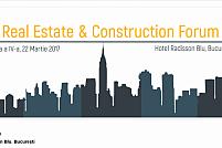 """Conferința """"Real Estate & Construction Forum"""" își deschide porțile pe 22 martie în București"""