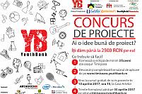 YouthBank finanțează! 5.000 euro pentru proiectele liceenilor timișoreni