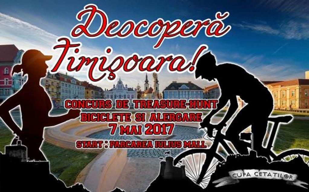 Descopera Timisoara