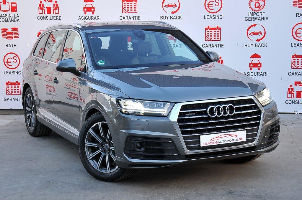 Descopera autoturismele Audi second din parcurile auto ale companiei Leasing Automobile