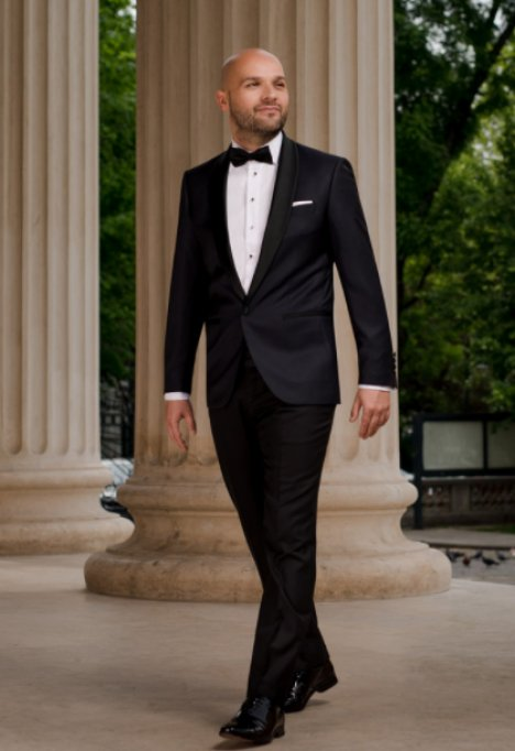 Barbatii in costume sunt mult mai apreciati de catre femei
