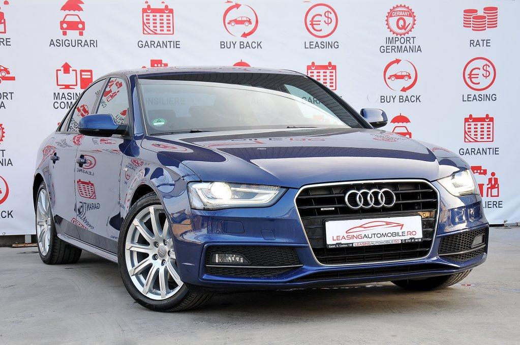 LeasingAutomobile.ro - Achizitionarea de masini prin leasing auto Audi este atat de simpla incat vei ramane surprins de noile oferte