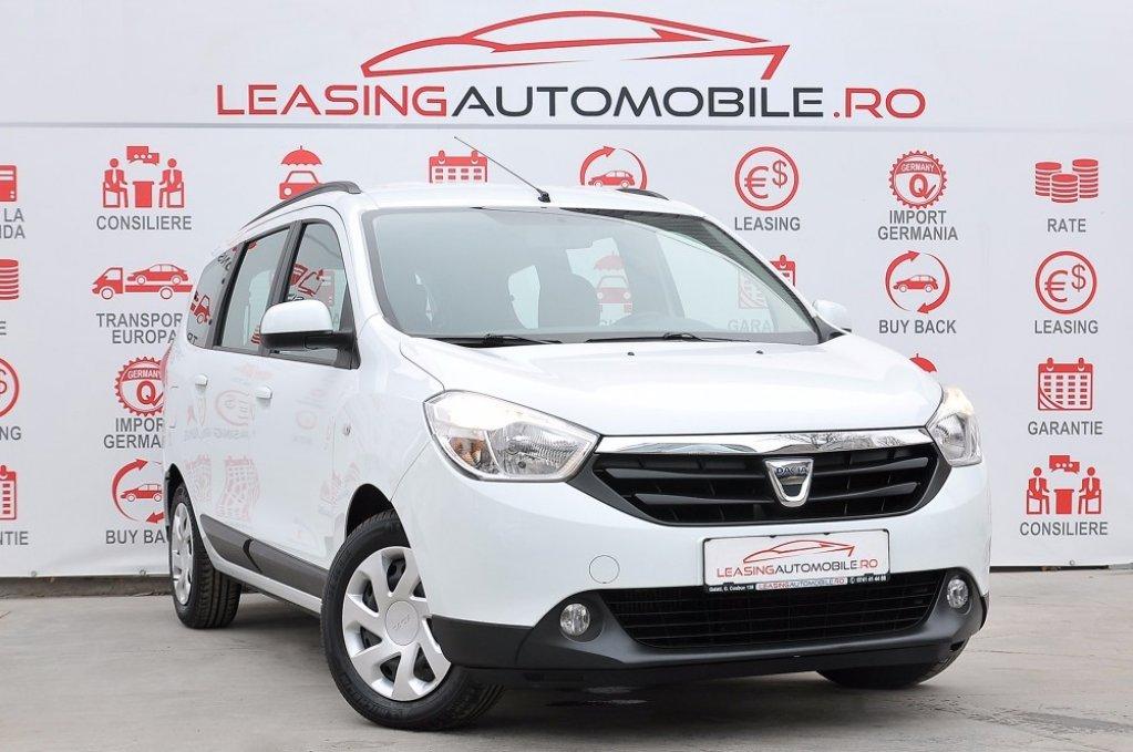Oportunitati de la Leasing Automobile - Dacia de vanzare prin sistem de leasing financiar