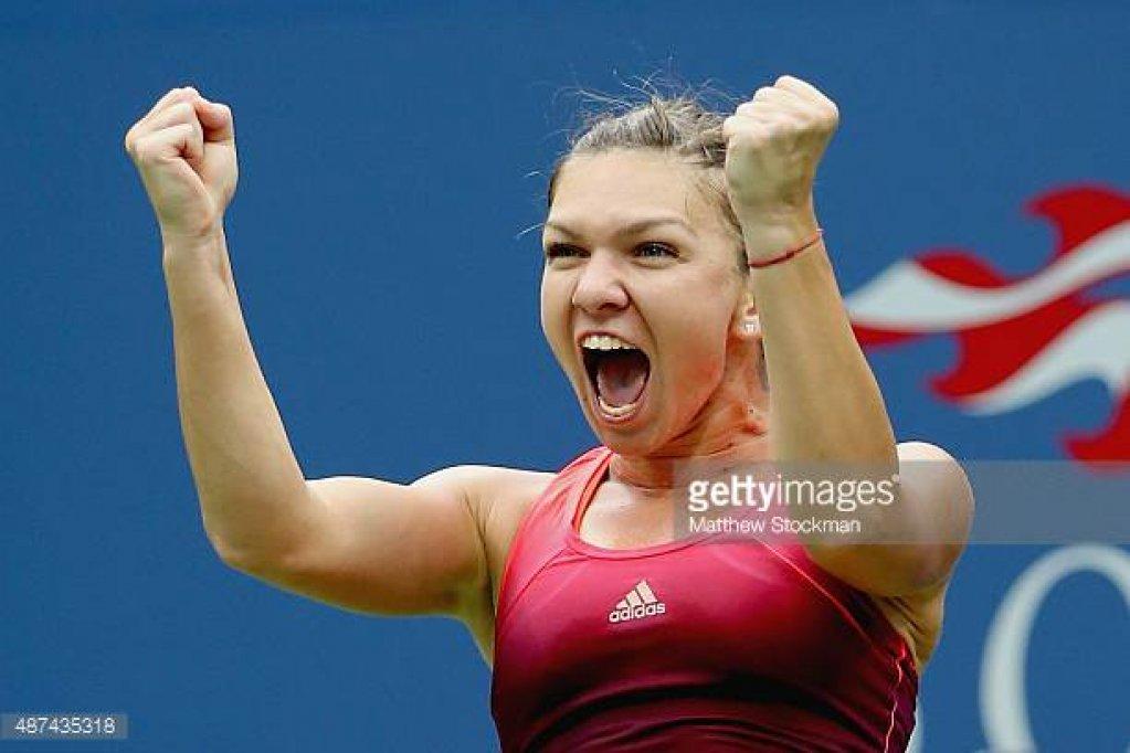 Simona Halep câștigă extraordinar meciul în fața Elinei Svitolina și accede în semifinale la Roland Garros