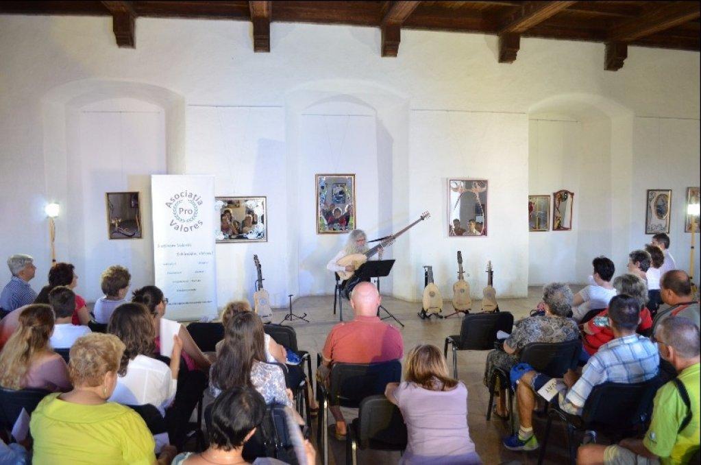 Succes al concertului de debut al Turneului National Muzica in Palatele Romaniei