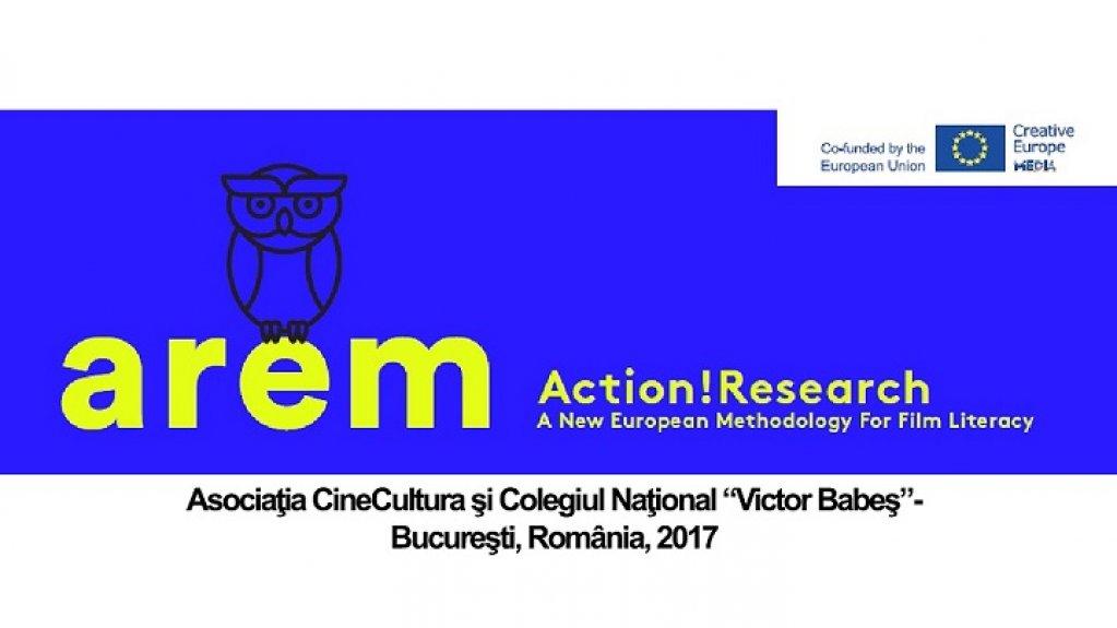 Proiectul european de educație cinematografică pentru elevi - AREM