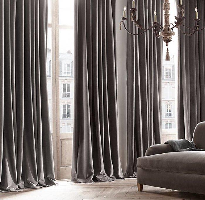 Draperiile noi, modificari mici cu efecte mari pentru atmosfera atractiva a unei camere