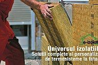 Izolațiile tehnice aduse la un alt nivel prin vata minerală bazaltică