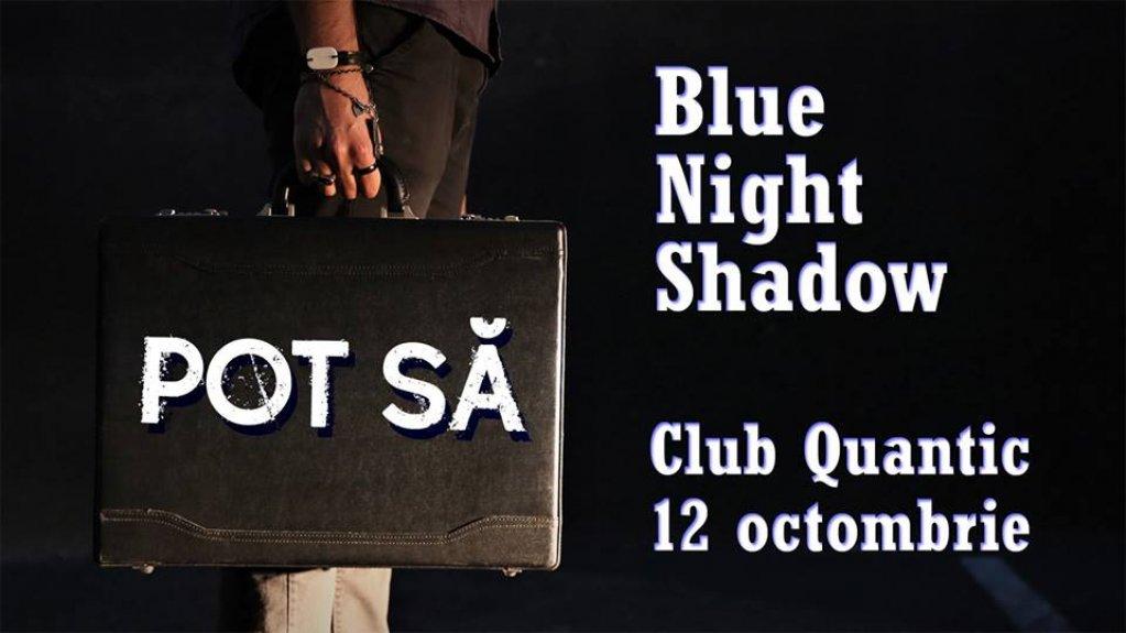 Lansarea primului videoclip Blue Night Shadow