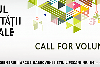 Forumul Diversității Culturale - call for volunteers!