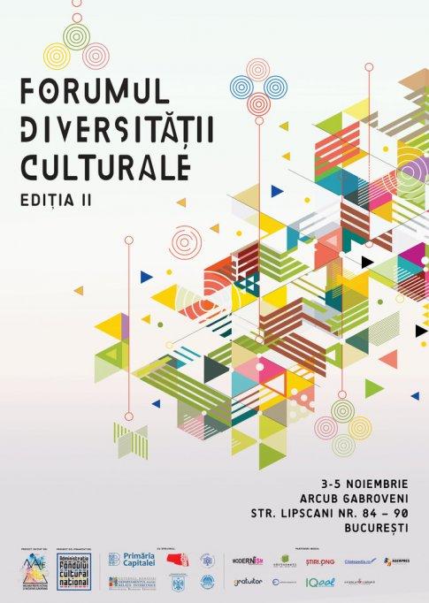 Momentele Forumului Diversității Culturale