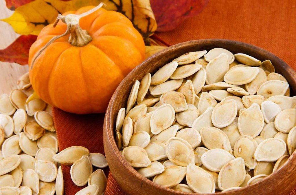 Semintele de dovleac mai mult decat benefice pentru tine