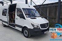 Men Tour - transport international de persoane cu microbuzul