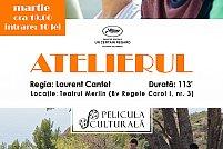 """Filmul """"Atelierul"""" lansat anul trecut la Cannes se vede și la Timișoara într-o proiecție unică"""