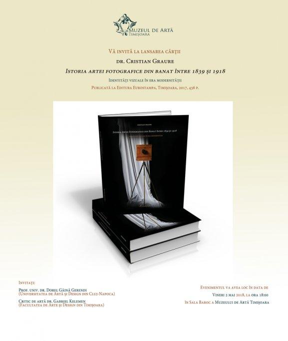 La lansarea cărții autorului dr. Cristian Graure