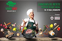 Chef Sorin Bontea, Sorin Minea şi Chef Ioan Cristian Şerb jurizează YOUNG CHEF, concursul de reţete pentru ready meal