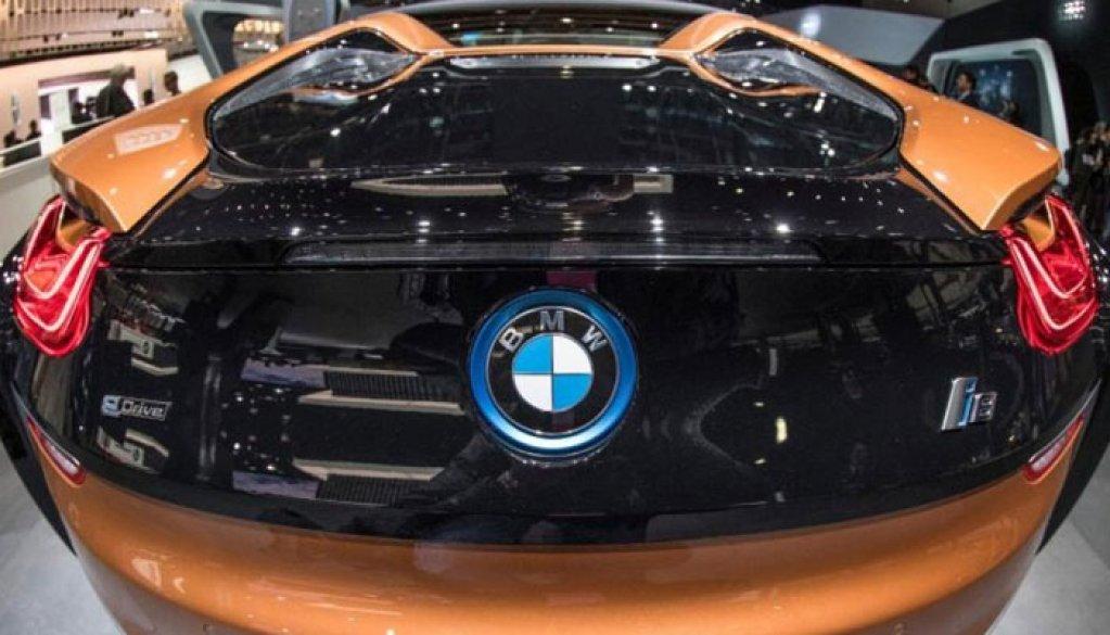 BMW se retrage de la show-ul auto din Detroit