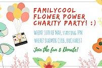 DaddyCool organizează o petrecere caritabilă